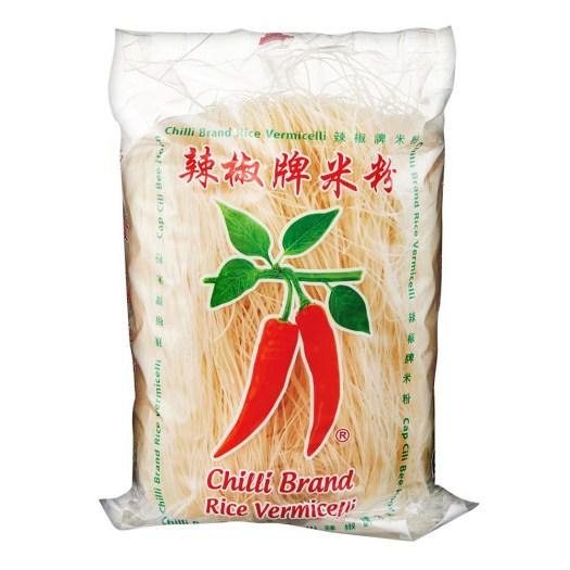 Chilli Brand Rice Vermicelli, $1.20