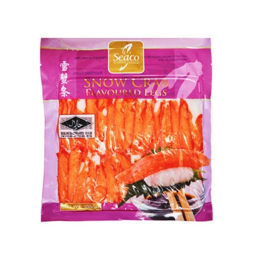 Seaco Frozen Snow Crab Flavoured Leg Meat, $5.95