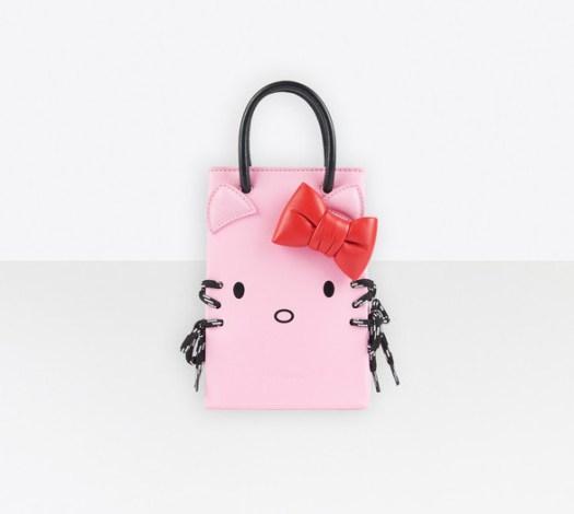 Balenciaga Hello Kitty Phone Holder $1,139
