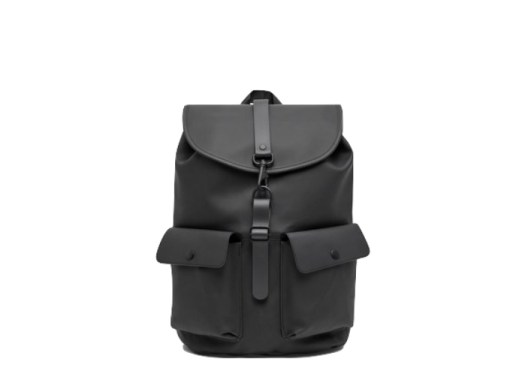 Rains Camp Backpack, €80. Available online at Rains.