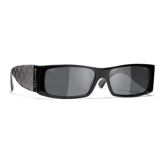 CHANEL Summer 2020 Eyewear Look 01