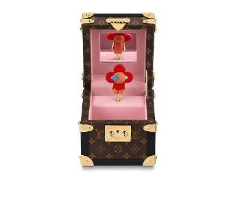 Louis Vuitton Vivienne Music Box $4,700