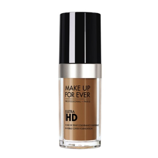 Make Up For Ever Ultra HD Invisible Cover Foundation, $72. Available at Sephora