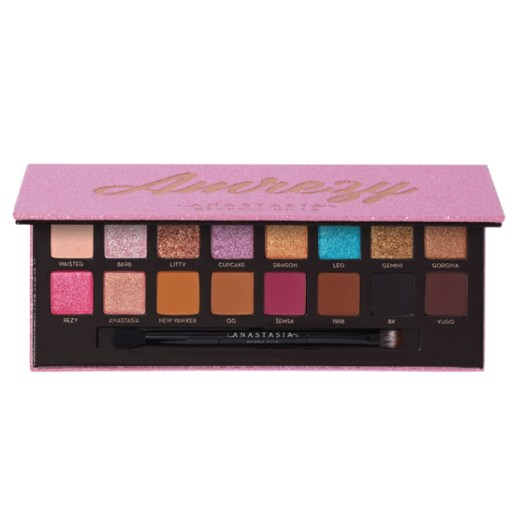 Anastasia Beverly Hills Amrezy Eyeshadow Palette (Limited Edition), $75. Available at Sephora.