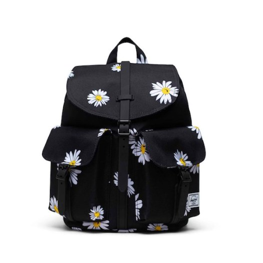 Herschel Dawson Backpack in Daisy Black, $129.90