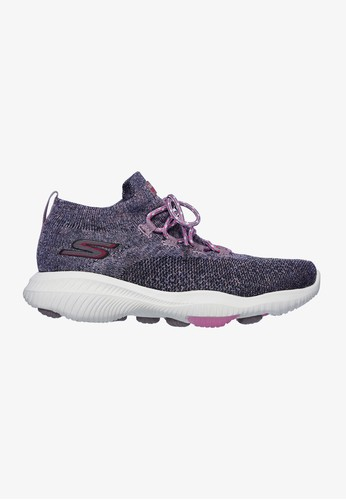 Skechers Women's Go Walk Revolution Ultra Shoes in Purple, $61.60