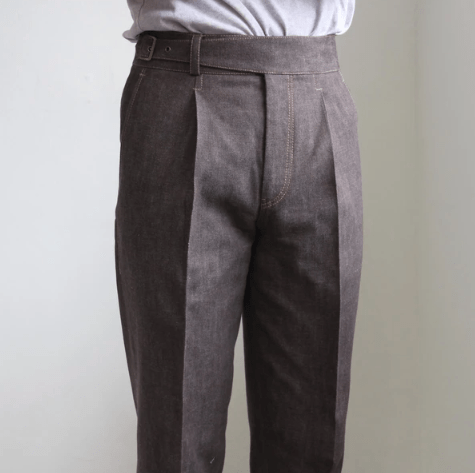 Yeossal is a local menswear store specialising in bespoke tailoring with their group of skilled local artisans with over 100 years of combined experience in the trade! Featured here: Y by Yeossal Gurkha Trousers, $188
