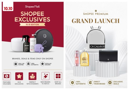 Get Shopee 10.10 2020 Background