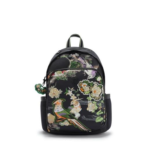 DELIA in Garden Bird Black, $259