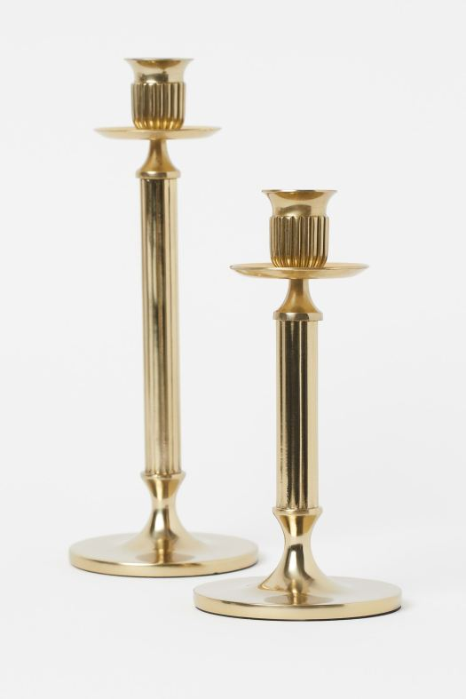 High Candle Holder (S$19.95)