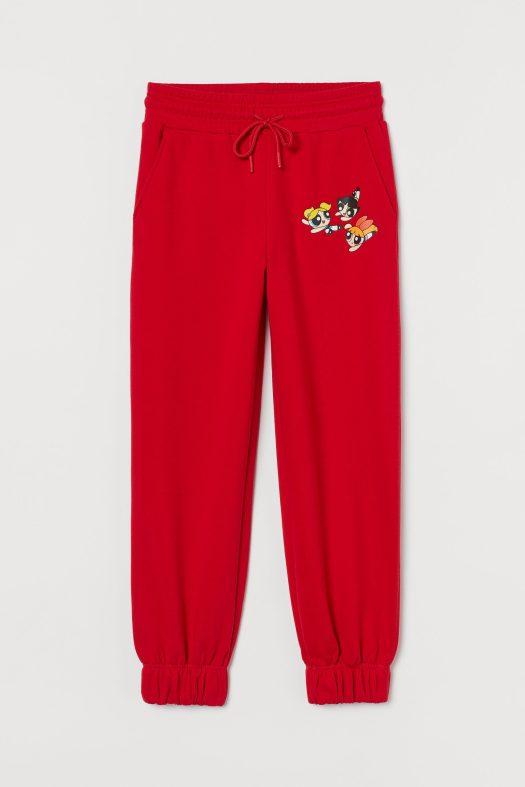 High-waisted sweatpants ($29.95)