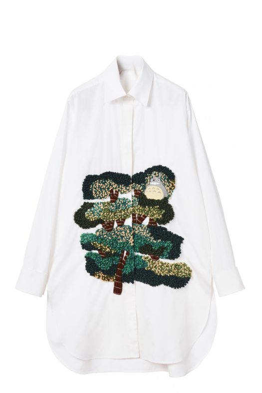 Crafty Tree Oversized Shirt