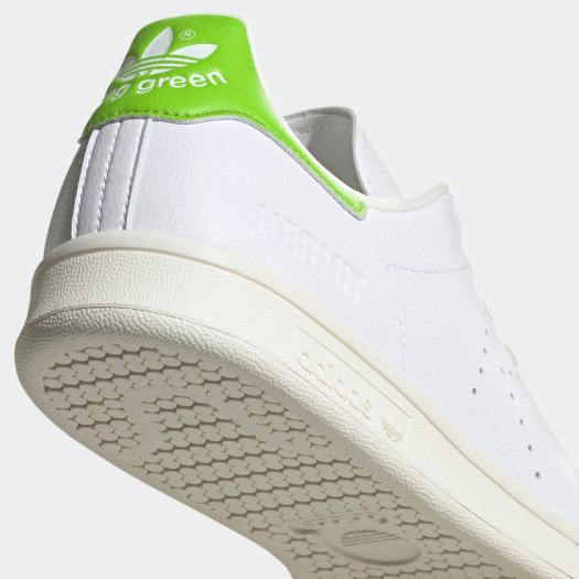 adidas Stan Smith — Kermit the Frog, $180