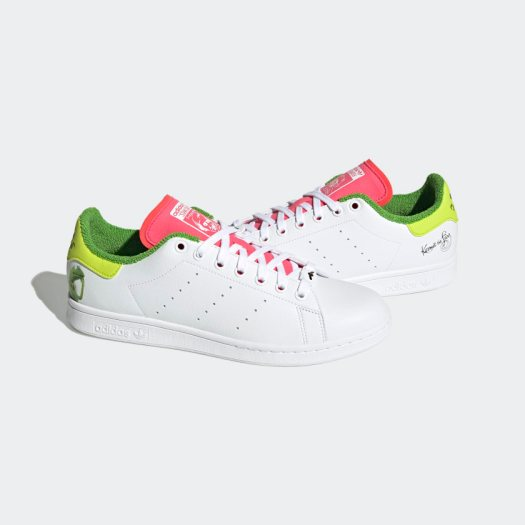 adidas Stan Smith — Kermit the Frog, $140