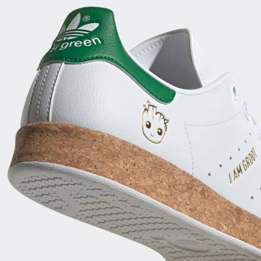 adidas Stan Smith — Groot (Marvel), $140