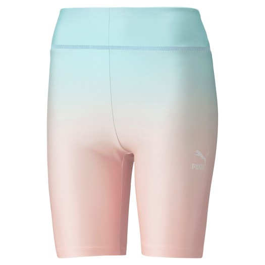 Gloaming AOP Short Tight in Eggshell Blue, $59