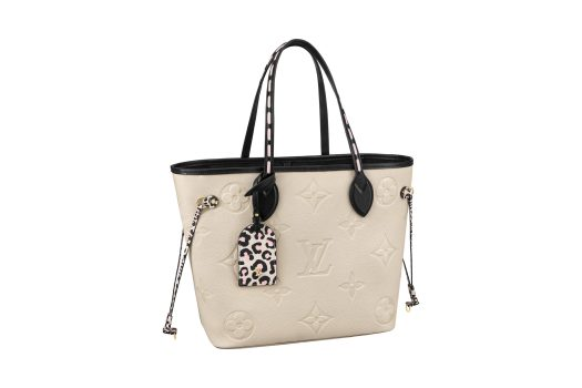 Neverfull in Creme, $3,750