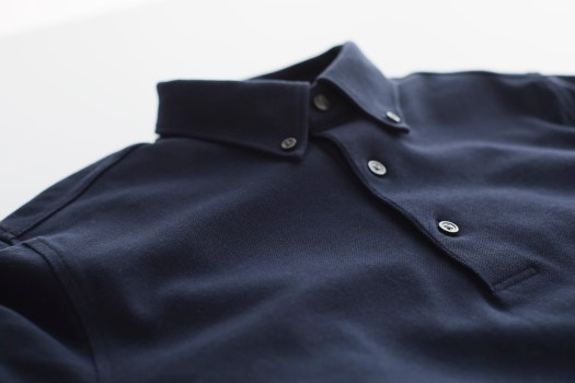 Men's Washed Pique Polo Shirt. Before, $29 — Now, $19.90.
