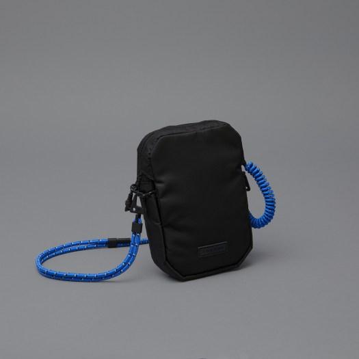 Black Shoulder Bag with ECONYL®