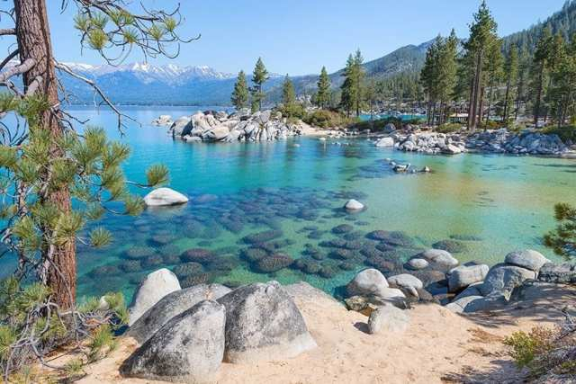 PLACES AND TRAVEL SITES TO VISIT IN NORTHERN CALIFORNIA - Lake Tahoe