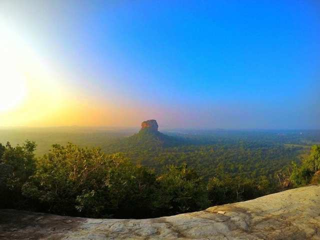 Climb the famous Pidurangala Rock in Sigiriya