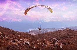 Paragliding and Paramotoring in Los Angeles Malibu