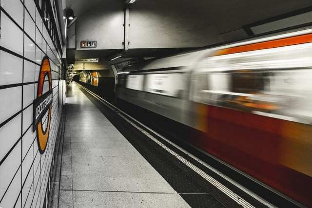 Best Things to do in London - Tube