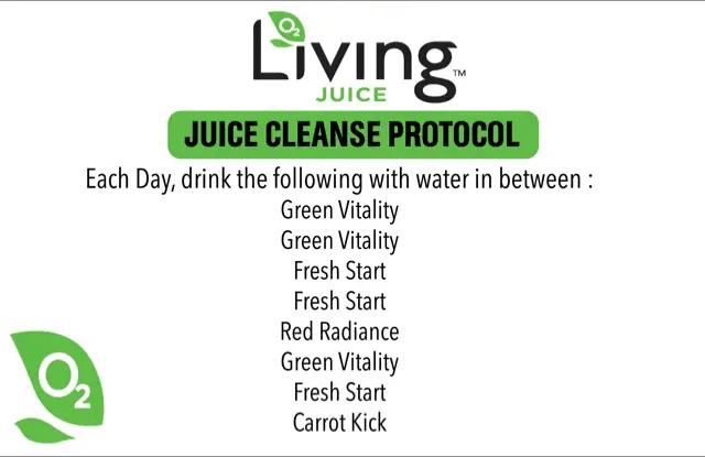 Living Juice Protocol