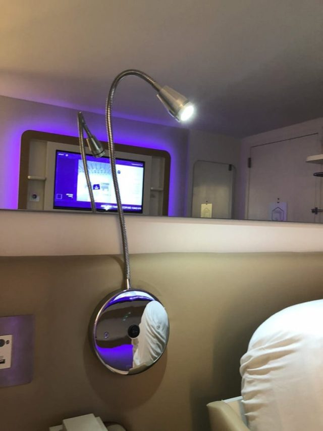 1 yotel new york at times square west reviews - Reading Light