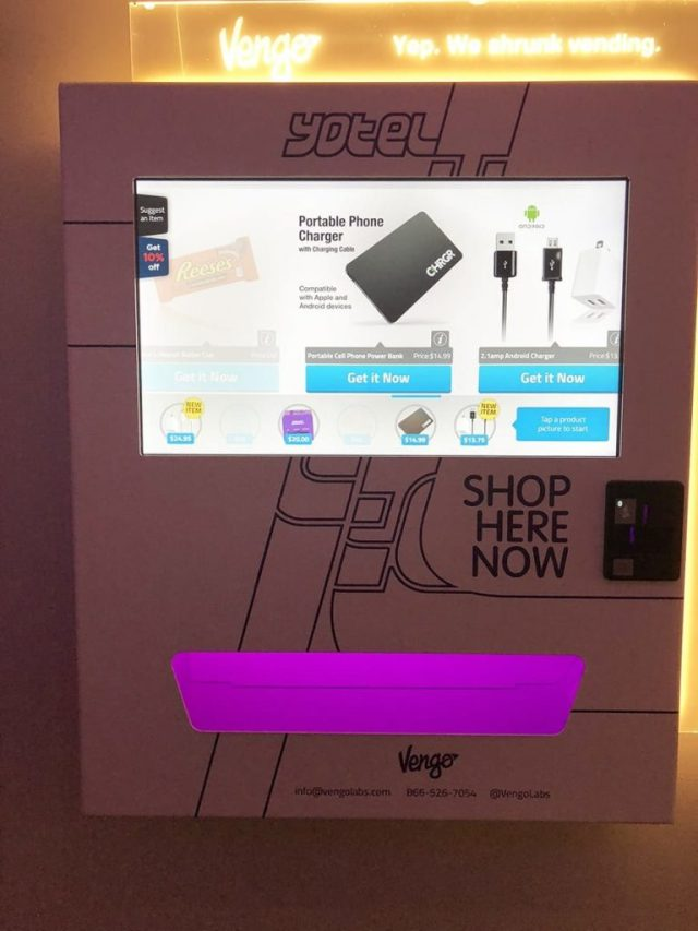 1 yotel new york at times square west reviews - Store 3