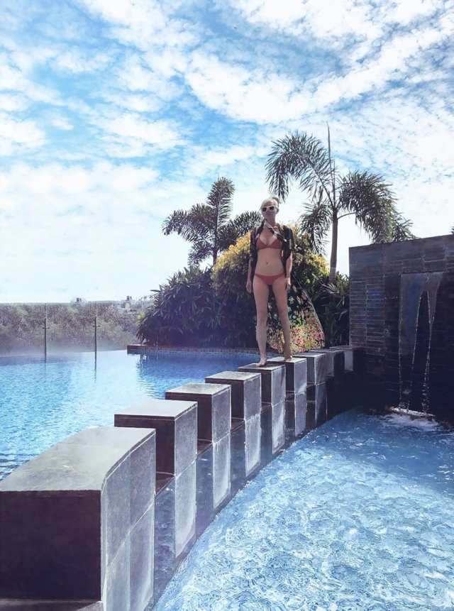 Welcom Hotel ITC Hotel bengaluru - pool 3