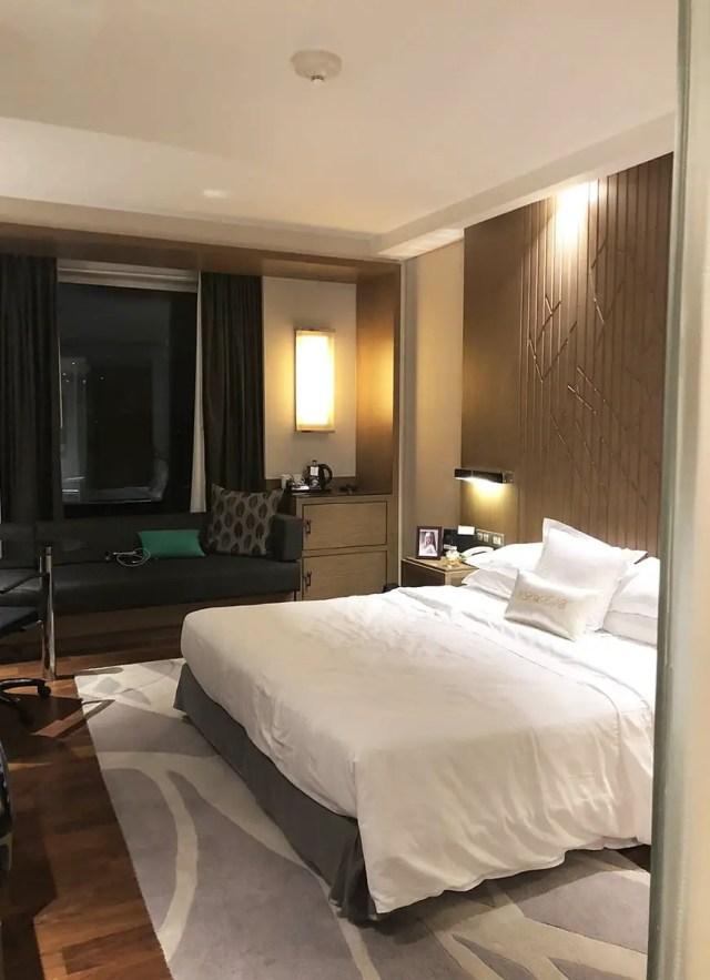Welcom Hotel ITC Hotel bengaluru - bedroom