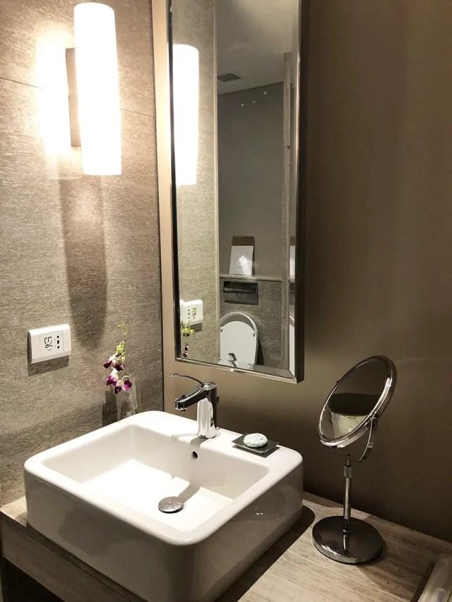 Welcom Hotel ITC Hotel bengaluru - sink