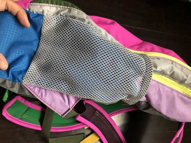best carry on daypack for international travel for women - Side Pockets