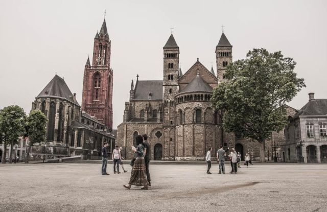 best places in netherlands - Maastricht