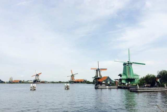 best places in netherlands - windmills