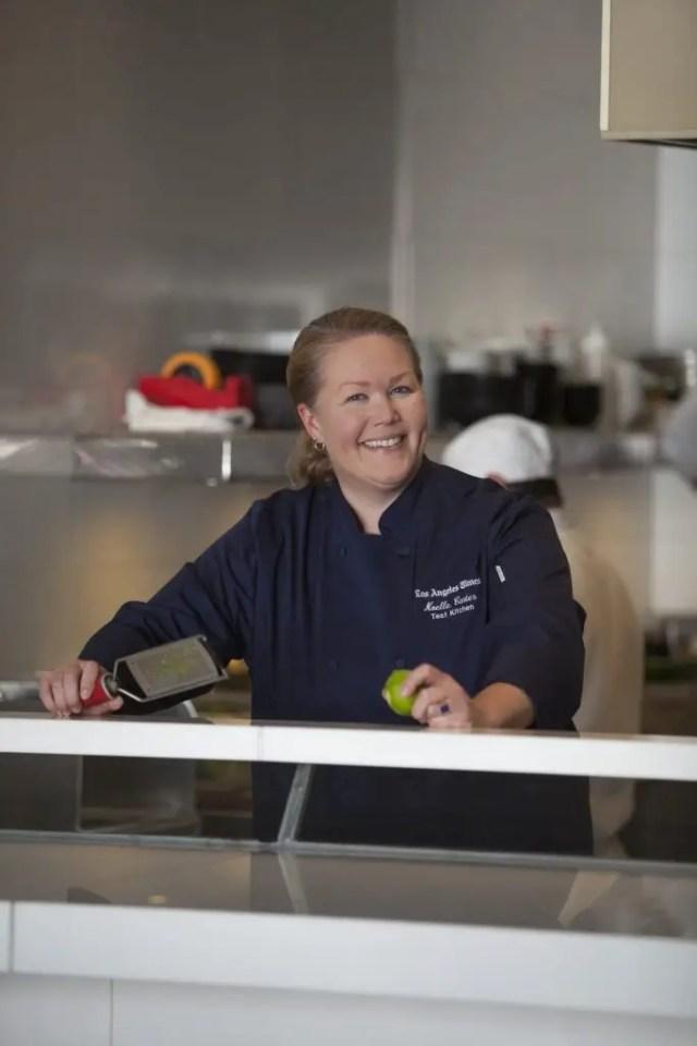 Noelle Carter LA Times Test Kitchen