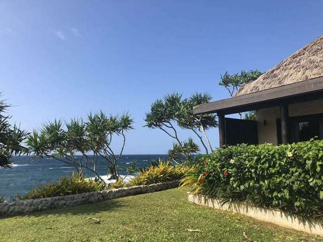 3 BEDROOM LUXURY VILLA IN FIJI WITH PRIVATE POOL - guest room view