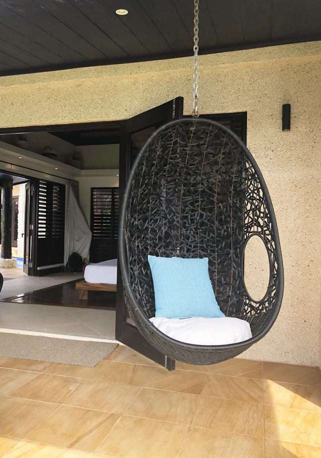 3 BEDROOM LUXURY VILLA IN FIJI WITH PRIVATE POOL - master balconey