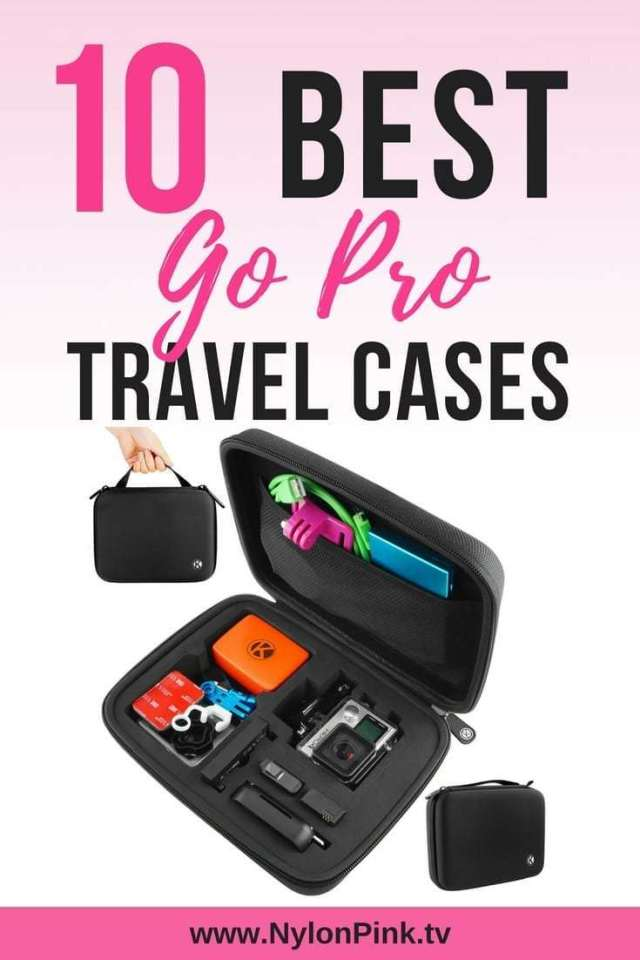 10 Best Go Pro Travel Cases - Pinterest