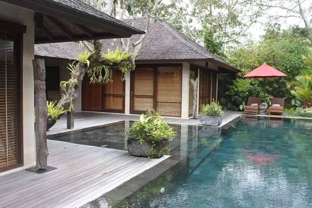 Jamahal Private Resort & Spa Jimbaran Bay_PoolView