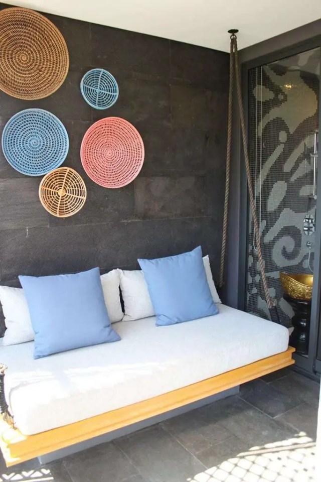 hotel indigo bali seminyak beach - day bed