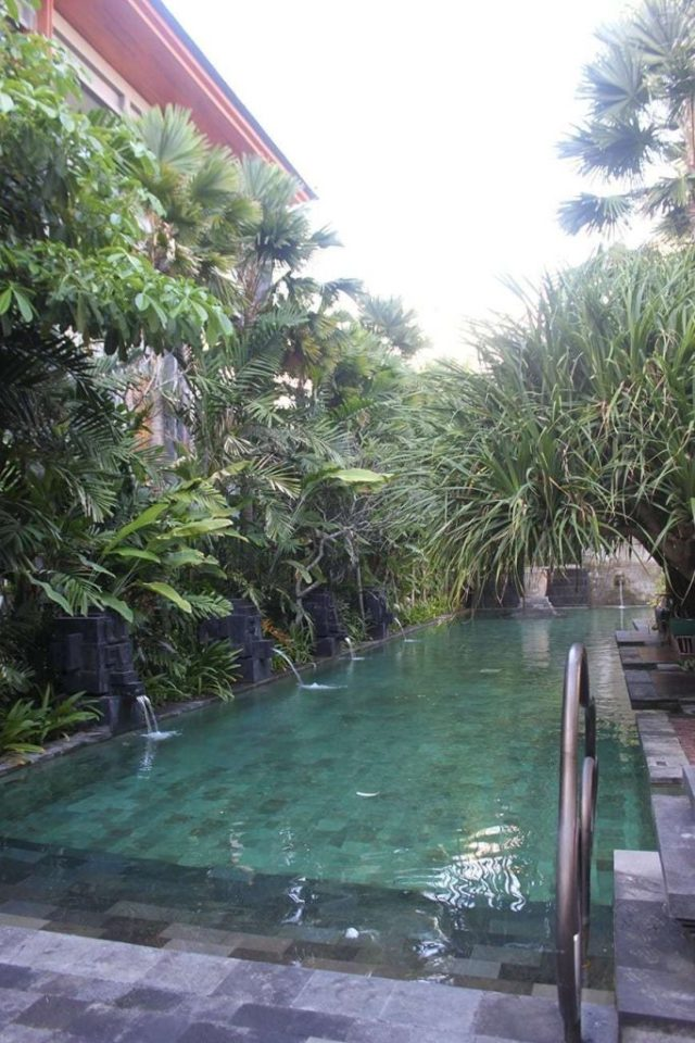 hotel indigo bali seminyak beach - pool2