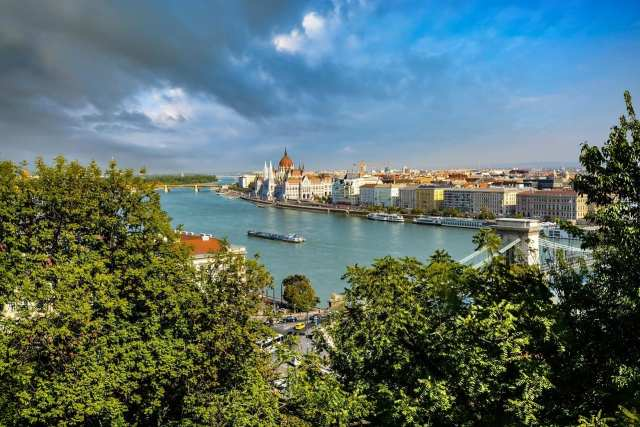 Best European River Cruise for Young Couples