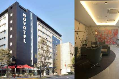Novotel hotel san isidro lima Peru