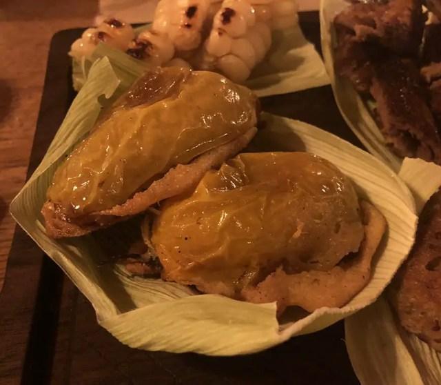 el albergue ollantaytambo - chuncho appetizer 32
