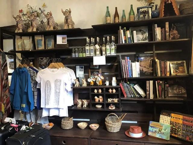 el albergue ollantaytambo - gift shop