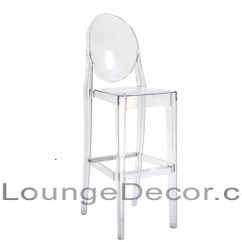 Ghost Chairs Black Chair Ny Lounge Decor 5
