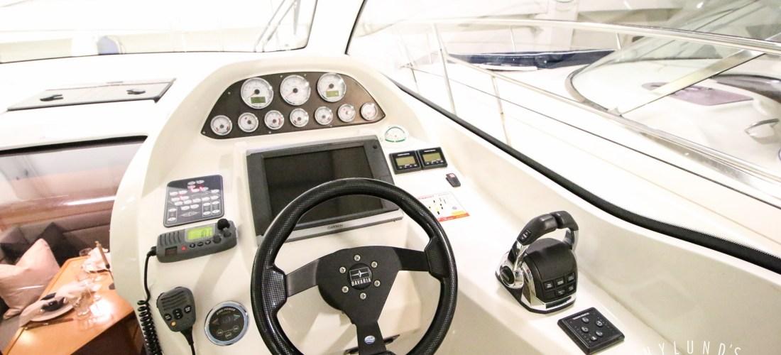 Moottorivene / Motorbåt Bavaria 34
