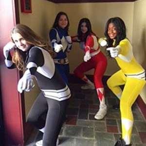 Halloween Fun at NYMA!